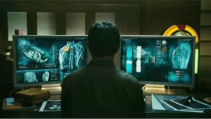 iron man interface